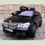 Электромобиль Cabrio B4 черный