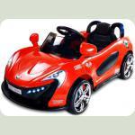Электромобиль Caretero Aero (red)