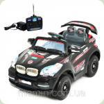 Электромобиль детский Джип BMW M 0570 AR-2 на р/у , Bambi