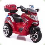 Электромобиль-мотоцикл Bambi M0663 Red