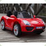 Электромобиль Tilly Porsche T-7616 Красный