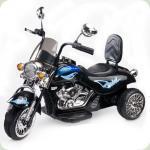 Электромотоцикл Caretero Rebel (black)