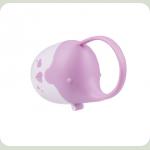 Футляр для пустышки BabyOno Слоник (529) Розовый