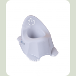 Горшок Tega Duck DK-001 нескользящий 122 light gray