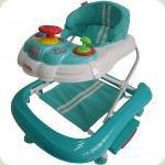 Ходунки с качалкой Carrello Forza CRL-9601 Turquoise