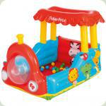 ИГРОВОЙ ЦЕНТР BESTWAY ПАРОВОЗ FISHER PRICE (93503)