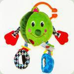 Игрушка-подвеска Biba Toys Забавный арбузик (998DS)