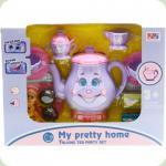 Интерактивный игровой набор Bambi 510 Посуда