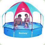 Каркасный бассейн Bestway Splash-in-Shade Play Pool (56193)