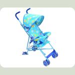 Коляска-трость Bambi M 1702 Голубой