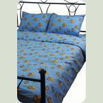 Комплект постельного белья 1.114Г_10-0117 Blue