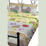 Комплект постельного белья 1.114Г_D454beige