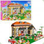 Конструктор Banbao Дом 8369