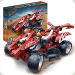 Конструктор Banbao Hi-Tech Red Racer (6955)