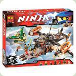 Конструктор Bela Ninja Цитадель несчастий (10462)