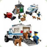 Конструктор Bela Urban Police Арест с собаками (10419)