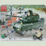 Конструктор BRICK 823 танк