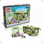 Конструктор Brick Автобусная остановка (1121)