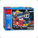 Конструктор Brick Пожарная тревога (903)