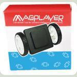 Конструктор Magplayer Платформа на колесах 2 эл. MPB-2