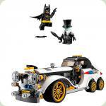 Конструктор Senco Bat Hero Автомобиль пингвина (SY872)