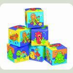 Кубики для ванной (от 6 мес)