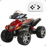 Квадроцикл Bambi M 3101(MP3)EBLRS-2 Черный (кожа)