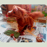 Лошадь на дистанционном управлении Bambi MP 0839