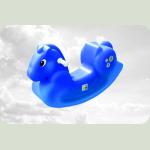 Лошадка Консенсус синий