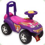 Машинка-каталка alexis-babymix 7600 (pink)