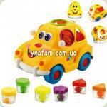 Машинка-сортер Joy Toy Автошка (9170)