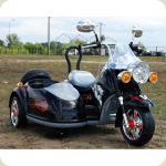 Мотоцикл МТ 10 с корзиной