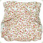 Мультиразмерный многоразовый подгузник Мелкоцвет