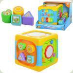 Музыкальный куб-сортер WinFun (0741 NL)