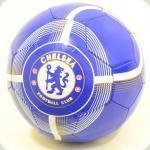 Мяч футбольный Profiball EV 3211 Синий FC Chelsea