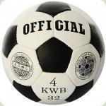 Мяч футбольный Profiball Official (2500-20-4ABC)