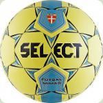 Мяч футзал SELECT Mimas  желто-голубой