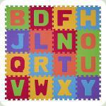 Мягкие пазлы BabyOno Буквы (280)