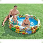 Надувной детский бассейн Винни Пух Intex Disney 58915