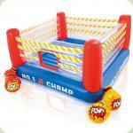 Надувной игровой центр Intex Boxing Ring Bouncer Intex (48250)