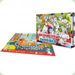 Настольная игра Strateg Бродилки: Настольные игры Бродилки. Пятнистая семейка 101 далматинец (190)
