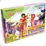 Настольная игра Strateg Бродилки: Приключения маленькой феи, укр. (82)