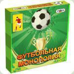 Настольная игра Strateg Футбольная Монополия (716)