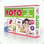 Настольная игра Strateg Лото Для девочек (162)