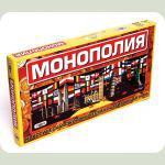 Настольная игра Strateg Монополия (693)
