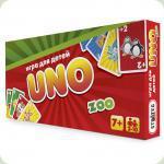 Настольная игра Strateg УНО Zoo (55)