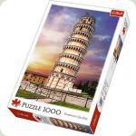 Пазл Trefl Пизанская башня 1000 элементов (10441)