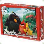 Пазлы Leo Angry Birds 360 элементов (207-2)