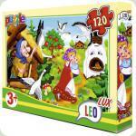 Пазлы Leo Lux Гуси-лебеди 120 элементов (353)