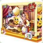 Пазлы Leo Lux Колобок 120 элементов (353)